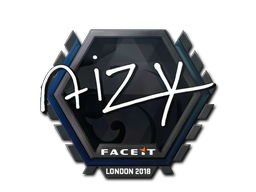 Sticker | aizy | London 2018