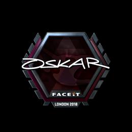 oskar (Foil)   London 2018