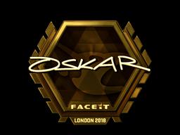 oskar | London 2018