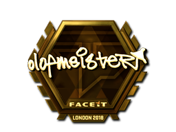 olofmeister | London 2018