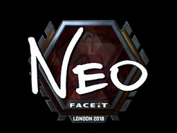 NEO | London 2018