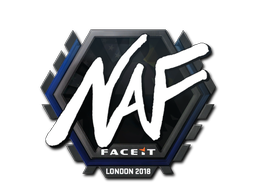 NAF | London 2018