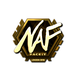 NAF (Gold) | London 2018