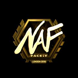 NAF (Gold) | London 2018