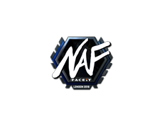 Skin Sticker | NAF (Foil) | London 2018