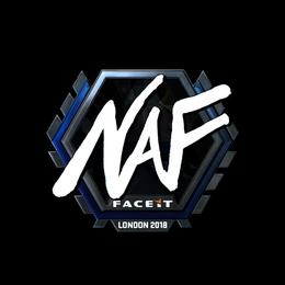 NAF (Foil) | London 2018