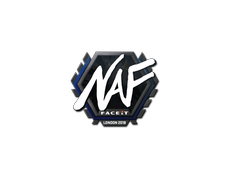 Skin Sticker | NAF | London 2018