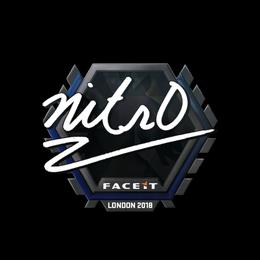 nitr0 | London 2018