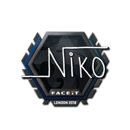 niko  | London 2018