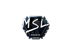 Skin Sticker | MSL (Foil) | London 2018