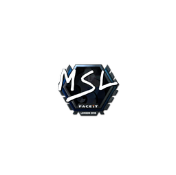 Sticker | MSL (Foil) | London 2018