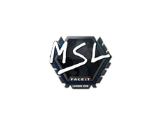Skin Sticker | MSL | London 2018