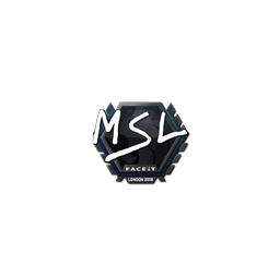 Sticker | MSL | London 2018