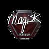 Sticker   Magisk   London 2018