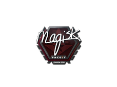 Skin Sticker | Magisk | London 2018