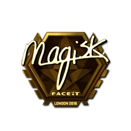 Magisk (Gold) | London 2018