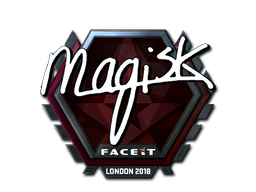 Sticker | Magisk (Foil) | London 2018