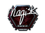 Skin Sticker | Magisk (Foil) | London 2018