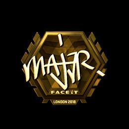 MAJ3R (Gold) | London 2018