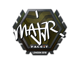 MAJ3R | London 2018