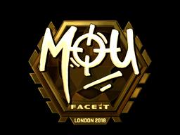 mou | London 2018
