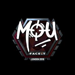 mou (Foil) | London 2018