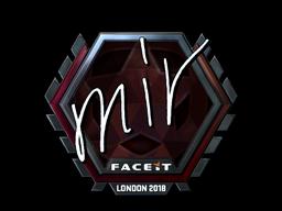 mir | London 2018
