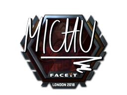 MICHU | London 2018