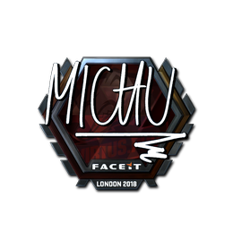 MICHU (Foil) | London 2018