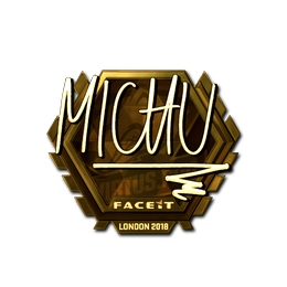 MICHU (Gold) | London 2018