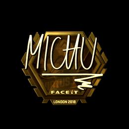 MICHU (Gold) | London 2018