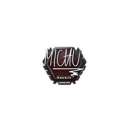 Sticker | MICHU | London 2018