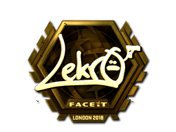 Lekr0 | London 2018