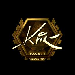 Kvik (Gold) | London 2018