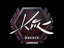 Kvik | London 2018