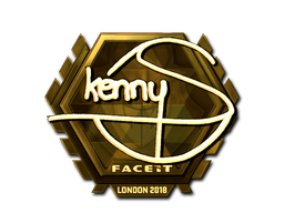 kennyS | London 2018