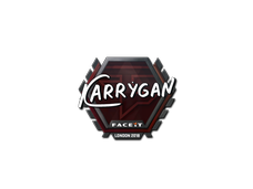Skin Sticker | karrigan | London 2018