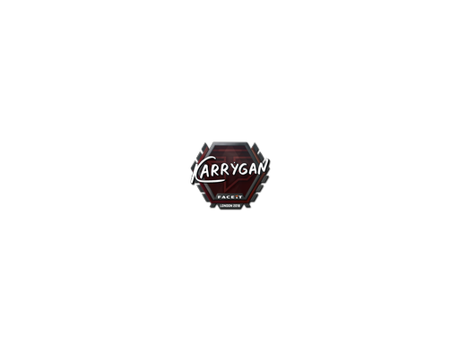 Sticker | karrigan | London 2018