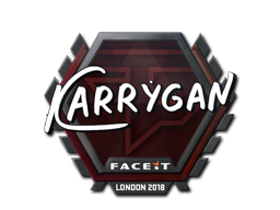 karrigan | London 2018