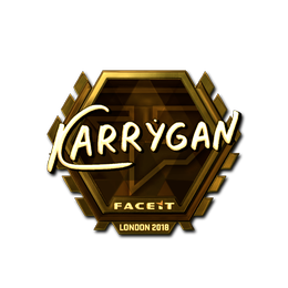 karrigan (Gold) | London 2018