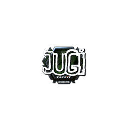 Sticker | JUGi (Foil) | London 2018