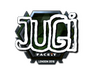 Skin Sticker | JUGi (Foil) | London 2018