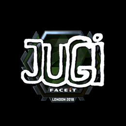 JUGi (Foil)   London 2018