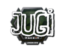 Sticker | JUGi | London 2018