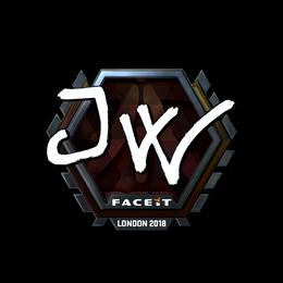 JW (Foil) | London 2018