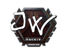 Sticker | JW | London 2018