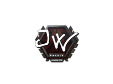 Skin Sticker | JW | London 2018