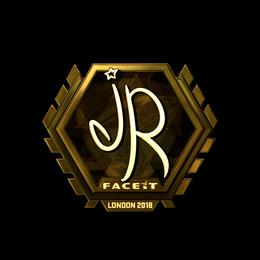 jR (Gold) | London 2018