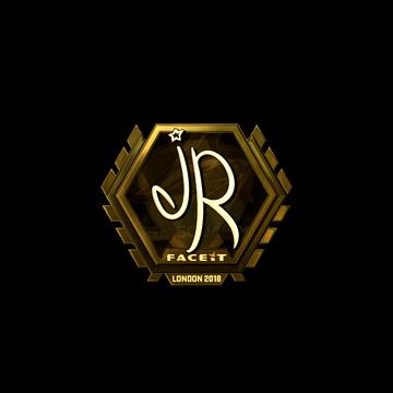Steam Community Market Listings For Sticker Jr Gold London 2018