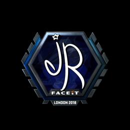 jR (Foil) | London 2018